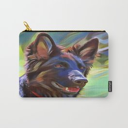 The Sable Shepherd Carry-All Pouch