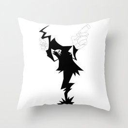 Shinigami Dance Throw Pillow