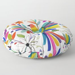 otomi bird Floor Pillow