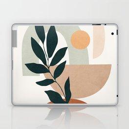 Soft Shapes IV Laptop & iPad Skin