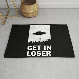 Get In Loser Rug