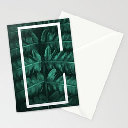 Framed Leafe Stationery Cards