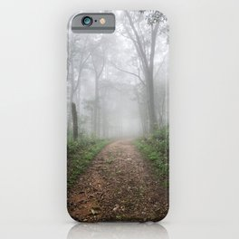Great Smoky Mountains National Park - Forest Adventure III iPhone Case