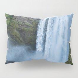 Skogafoss Pillow Sham