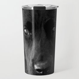 Loyalty  Black Lab  Travel Mug