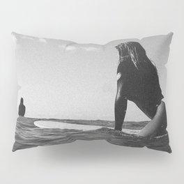 Surfer girl Pillow Sham