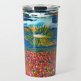 Light in My Art Travel Mug
