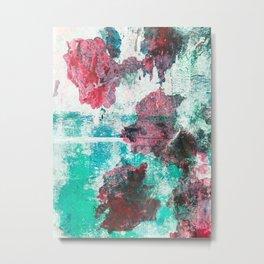 Heliotrope Textures 3 Metal Print