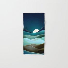 Moonlit Vista Hand & Bath Towel