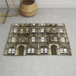 Physical Graffiti Led (Remastered) by Zeppelin Rug