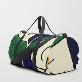 TALAVERA MEXICAN TILE  Duffle Bag