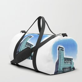 ODEON Leicester Square - Watercolour Duffle Bag