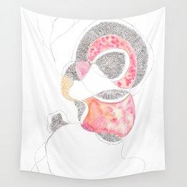 Scandi Micron Art Design | 170412 Telomeres Healing 32 Wall Tapestry