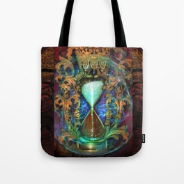 Hourglass Tote Bag