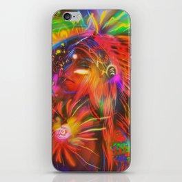 Neon Indian iPhone Skin