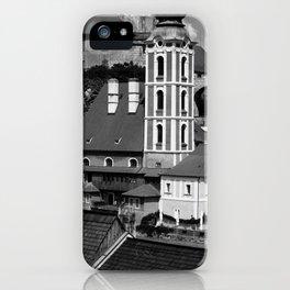 Cesky Krumlov iPhone Case