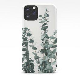 Eucalyptus Leaves iPhone Case