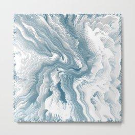 Abstract pattern 222 Metal Print