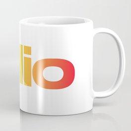 Folio Rainbow Coffee Mug