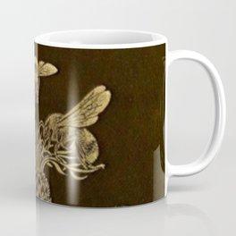Bee And Thistle Coffee Mug