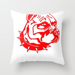 Show Me Your Pitties  funny T-Shirt Throw Pillow