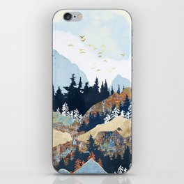 Spring Flight iPhone Skin