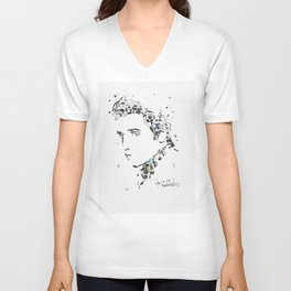 King of Rock and Roll Unisex V-Neck