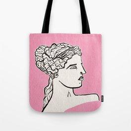 Venus de Milo statue Tote Bag