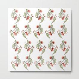 Flowering Australian Gum Metal Print
