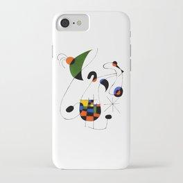 Joan Miro iPhone Case