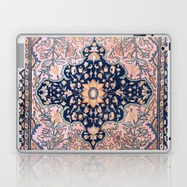 Sarouk  Antique West Persian Rug Print Laptop & iPad Skin