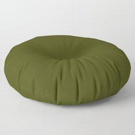 Dark olive Floor Pillow