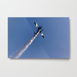 Airplan Metal Print