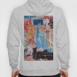 Basquiat Style 2 Hoody