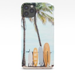 Choose Your Surfboard iPhone Case