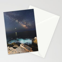 Distant Inspiration Stationery Cards