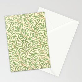 """William Morris """"Willow Bough"""" Stationery Cards"""