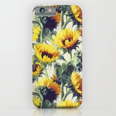 Sunflowers Forever iPhone 6s Slim Case