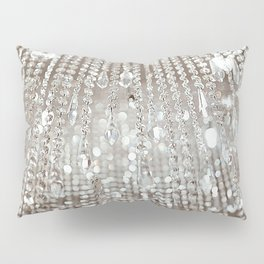 Crystals and Light Pillow Sham