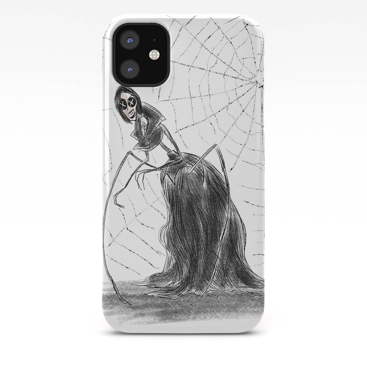 Coraline The Other Mother Iphone Case By Hollydoesart Society6