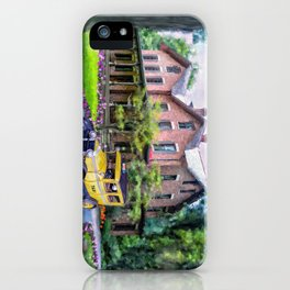 Rutherford B. Hayes Taxi iPhone Case
