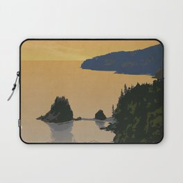 Fundy National Park Laptop Sleeve