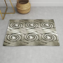 Shell Relaunch Patterned Rug