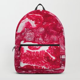 Fluid Expressions - Red Backpack