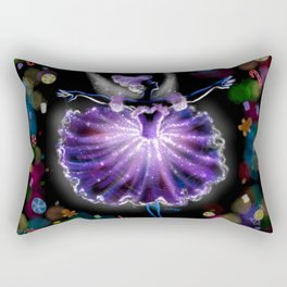 The Land of Sweets Rectangular Pillow