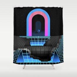 DÉTRUIT 1984 Shower Curtain