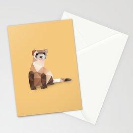 Ferret. Stationery Cards