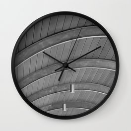 Quadratic convergence Wall Clock
