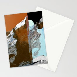 Twin Peak_fire&ice Stationery Cards