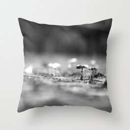 Fairy Town Throw Pillow